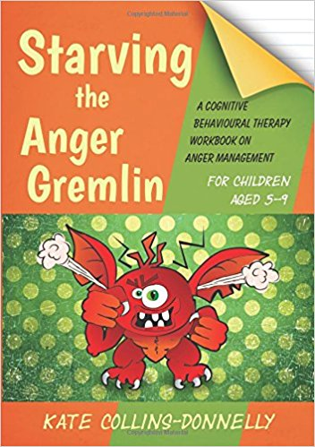 Starving the anger gremlin book for children
