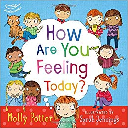 How are you feeling today book for children