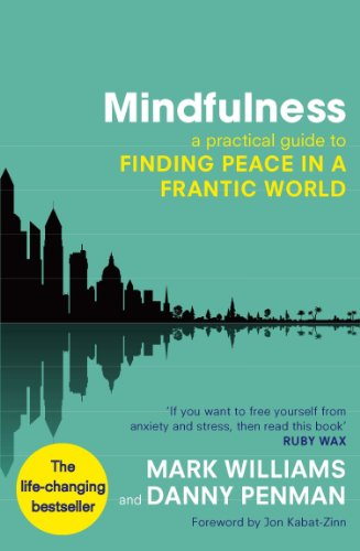 Mindfulness. Finding peace.