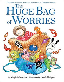The huge bag of worries book for children